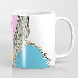 Happy, Vogue Model Coffee Mug