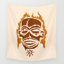 PNG AFIRE Wall Tapestry
