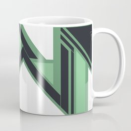 Emanate, #1 Minted Coffee Mug