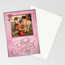 Valentine's Day Vintage Card 055 Stationery Cards