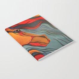 Wild Horse Breaking Free Southwestern Style Notebook