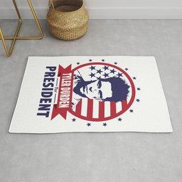 Tyler Durden For President Rug