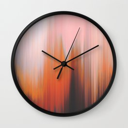 Give In Wall Clock