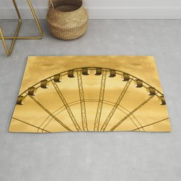 Carnival Cryptography Rug