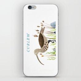 Curlew iPhone Skin