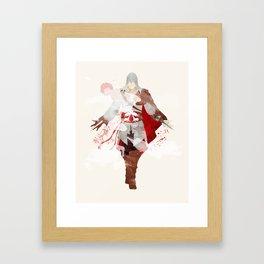 Assassins Creed: Ezio Auditore da Firenze Framed Art Print