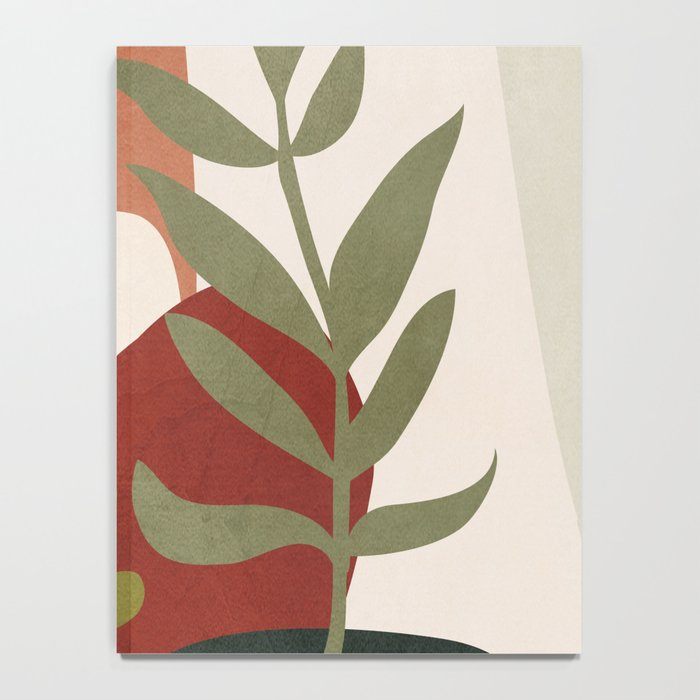 Two Abstract Branches Notebook