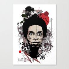 El Canvas Print