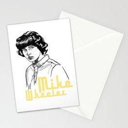 STRANGE MIKE Stationery Cards