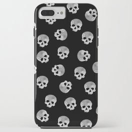 skull Moon iPhone Case