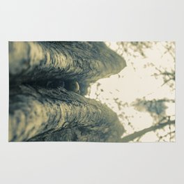 Up in the Trees Rug