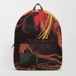 Pretty Hentai Cowgirl Gunslinger Ultra HD Backpack