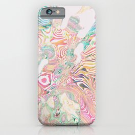 SZZZŪ iPhone Case