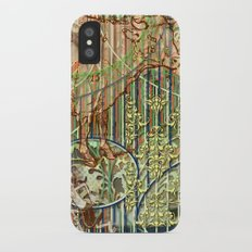 Driving Out Miss Martineau iPhone X Slim Case