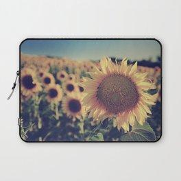 """Sunflowers"" Vintage dreams Laptop Sleeve"