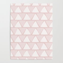 BIG TRIANGLES Poster