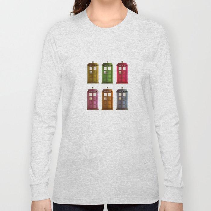 Pop Tardi Long Sleeve T-shirt