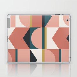 Maximalist Geometric 01 Laptop & iPad Skin