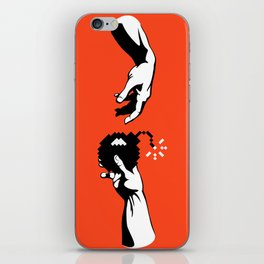 Hand of God iPhone Skin