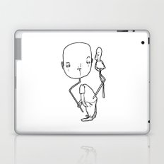 Over Thy Shoulder Laptop & iPad Skin