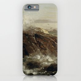 Thomas Hill - Land's End iPhone Case