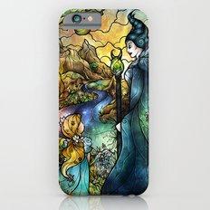 Hello Beastie Slim Case iPhone 6s