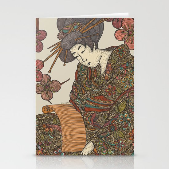 Masamiosa Stationery Cards