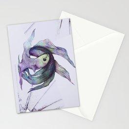 Self Enemy Stationery Cards