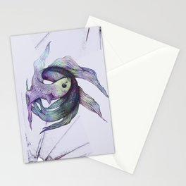 Self Enemy Stationery Cards
