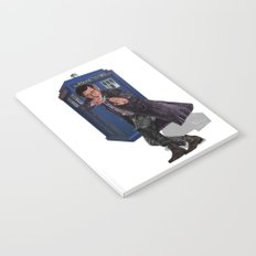 11th Doctor Notebook