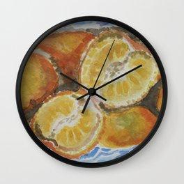 Mandarina Wall Clock