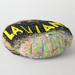 La La Land Floor Pillow