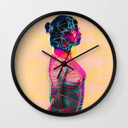 Dwell of hope Wall Clock