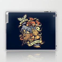 Win or Die Laptop & iPad Skin