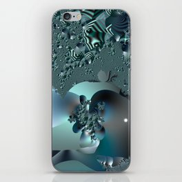 Parallel universes iPhone Skin