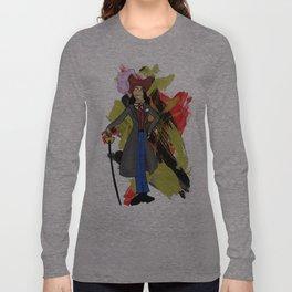 Disneyland Captain Hook - Evil Relations Long Sleeve T-shirt