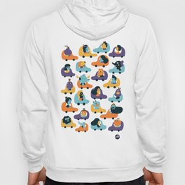 Little cars Hoody