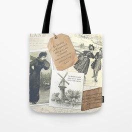 Skating History Tote Bag