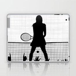 Tennis Ace Laptop & iPad Skin