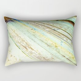 Beach Steps Rectangular Pillow