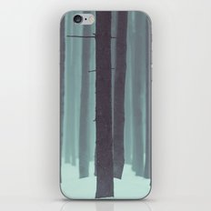 Frozen kingdom iPhone & iPod Skin