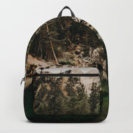Lac Verde /// Valle Etroite Backpack
