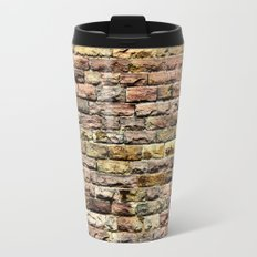 Pink bricks Travel Mug