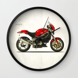 Monster S4 SPS Wall Clock