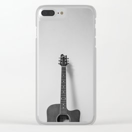 ACOUSTIC Clear iPhone Case