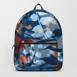 Blue Fern Dance Backpack
