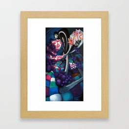 Adrena-love Framed Art Print