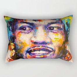 My jimi one Rectangular Pillow