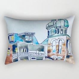 384 Bathurst Toronto Rectangular Pillow