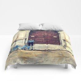 Trapani art 25 Comforters